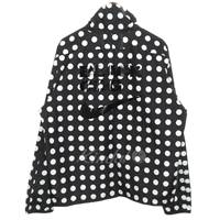 ×BLACK COMME des GARCONS DOT NYLON JACKET