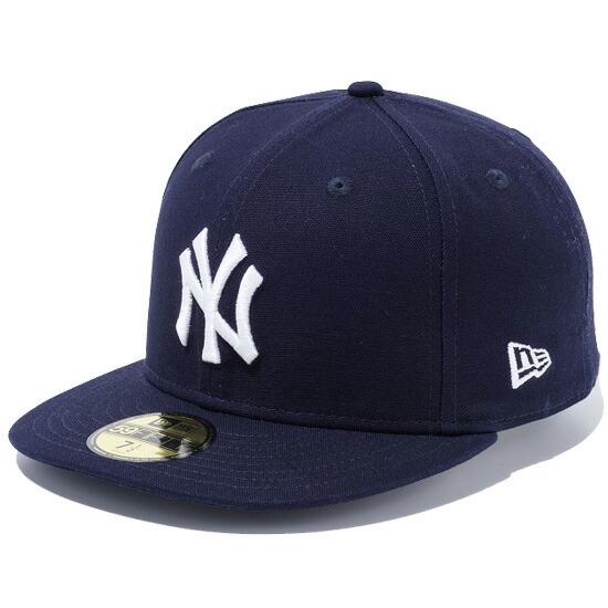 ニューエラのニューヨークヤンキースのキャップ