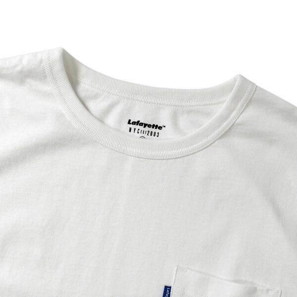 ラファイエットのTシャツ