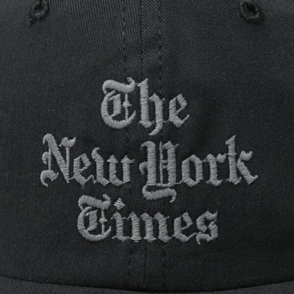 ニューヨークタイムズ キャップ
