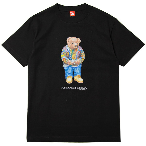 ビギーベアーTシャツ