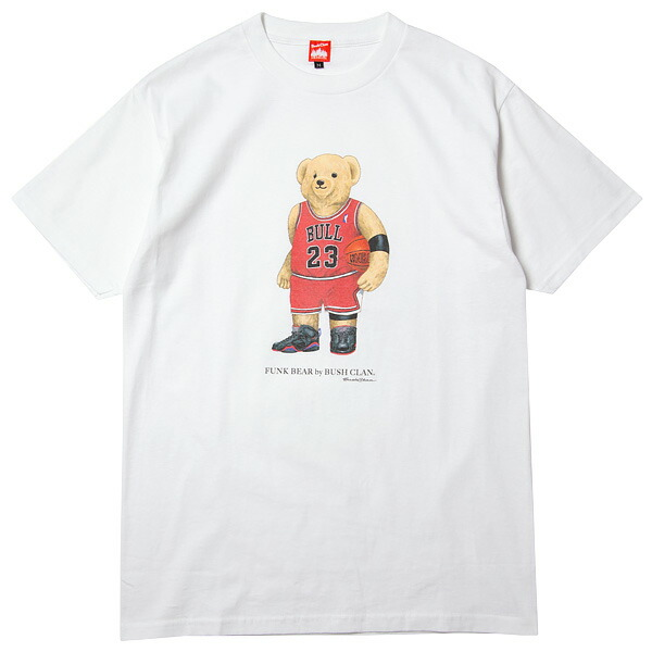 ジョーダンベアーTシャツ