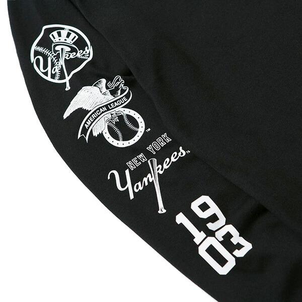 ニューエラのTシャツ