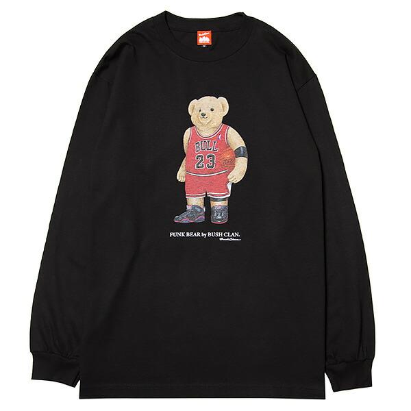 bushclan tシャツ