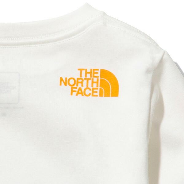 ノースフェイスのtシャツ