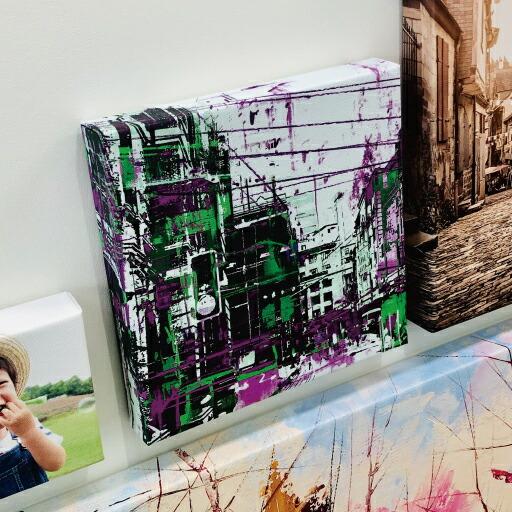 200 サイズ 写真 入れ キャンバス 型 アート パネル