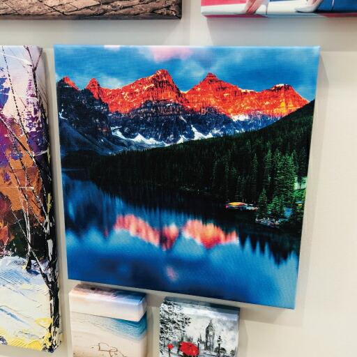300 サイズ 写真 入れ キャンバス 型 アート パネル