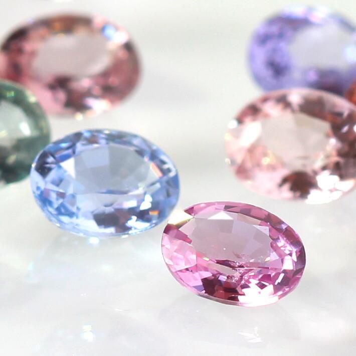 ダイヤモンドラウンドカットのルース