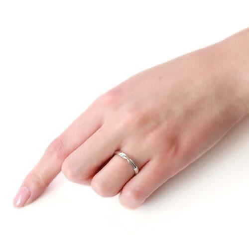 リアンを装着した手
