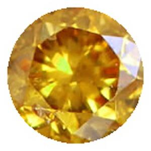 アーガイル産オレンジダイヤモンドのルース