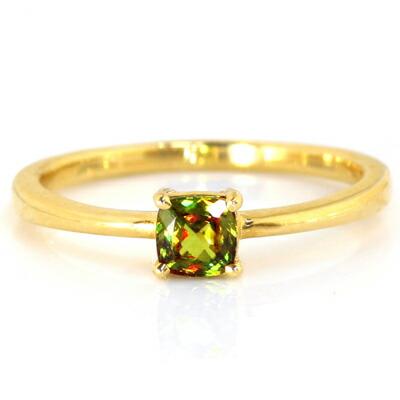 クロムスフェーンのK18リング・指輪
