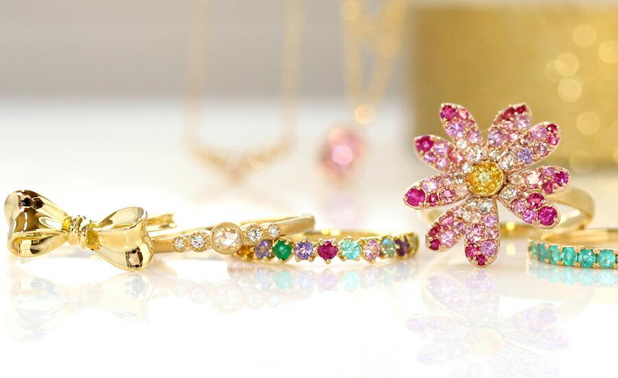仙台店 ディスプレイ ネックレス ピアス イヤリング リング 指輪