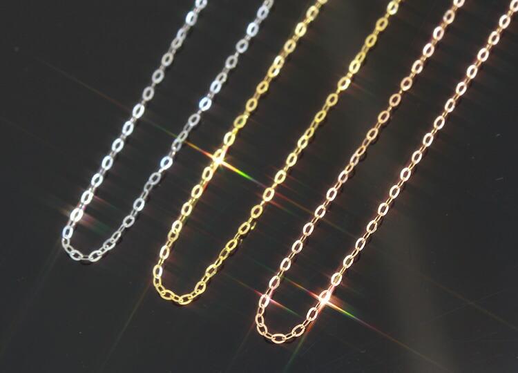 18金のネックレス