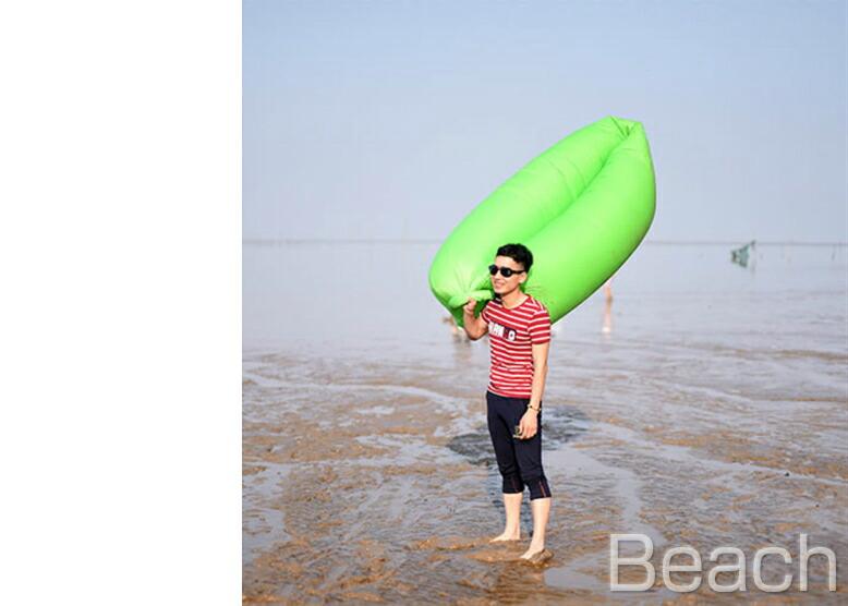 エアソファー エアソファ エアーソファー Airsofa airbed ビーチ ベッド エアクッション 浮き輪 フェス アウトドア キャンプ 3step エアーベッド エアベッド 海 プール ハンモック 送料無料 5color
