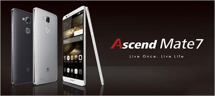 Ascend Mate7