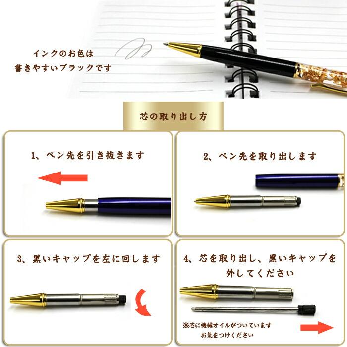 ボールペン 説明01