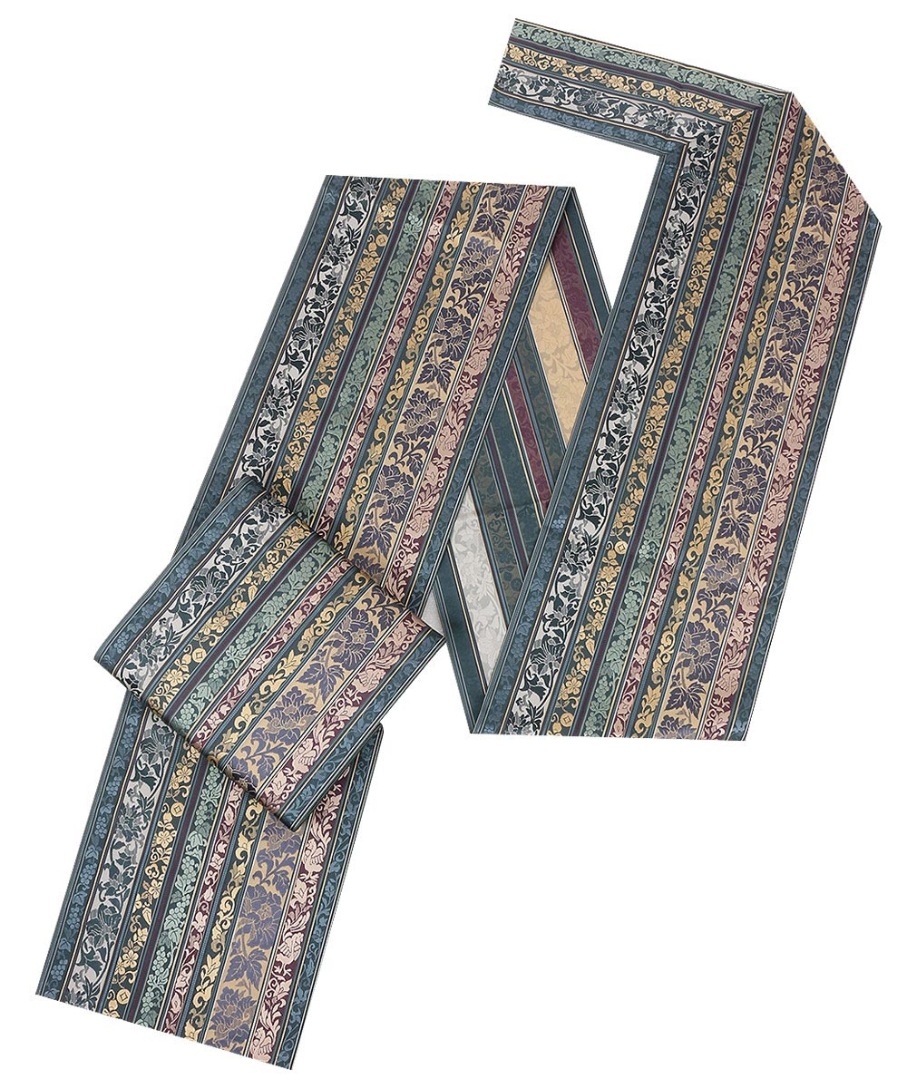 福絖織物 博多八寸名古屋帯