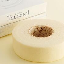白いバウムクーヘン tumugi(つむぎ)