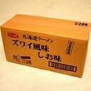 北海道かに三昧 ズワイ風味ラーメン【しお】《10食入》《G》