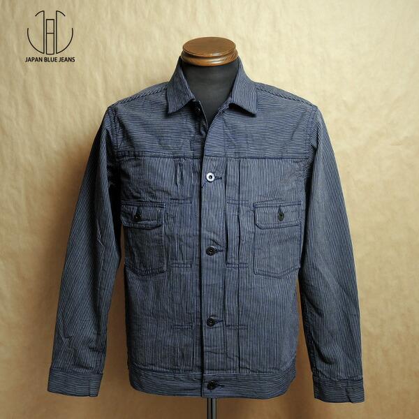 ジャパン ブルー ジーンズ カフェ ジャケット 2nd タイプ J3824J01