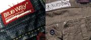 Blueway BlueJeans Surplus Modern Vintage