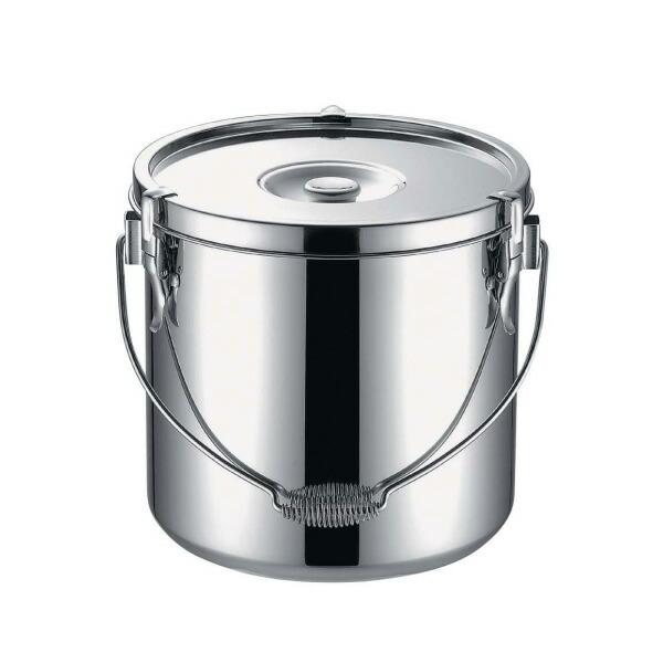 KO 19-0電磁調理器対応給食缶 21cm  21cm