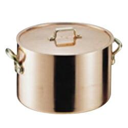 SA エトール銅 半寸胴鍋 15cm  15cm