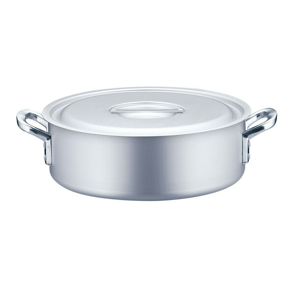 TKG アルミニウム 外輪鍋 48cm  48cm