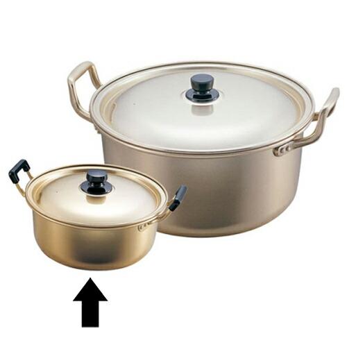 アカオ シュウ酸実用鍋 20cm  20cm