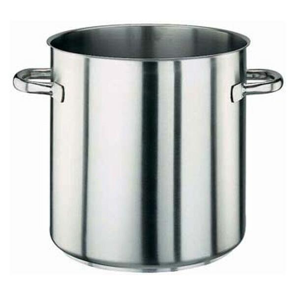 パデルノ 18-10 寸胴鍋 (蓋無) 1001-18 1001-18 18cm