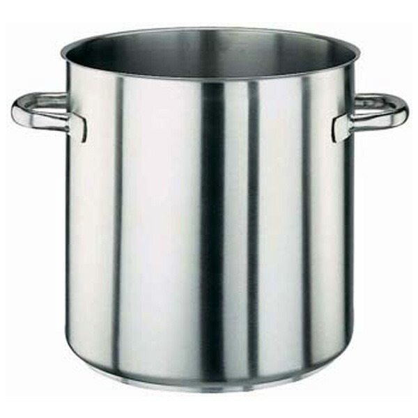 パデルノ 18-10 寸胴鍋 (蓋無) 1001-40 1001-40 40cm