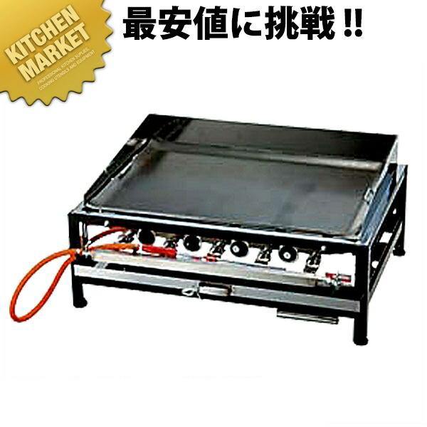 お好み焼ガス台 EGY-6型  12・13A【業務用厨房機器のキッチンマーケット】