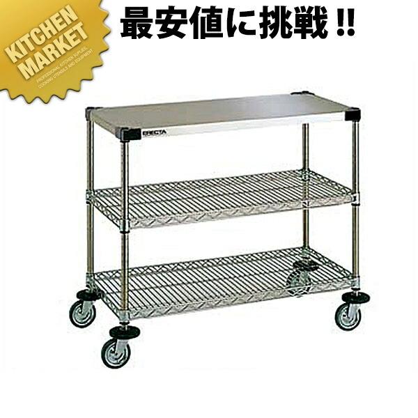 スーパーエレクター・カート ワーキングカート 2型 NWT2F【業務用厨房機器のキッチンマーケット】