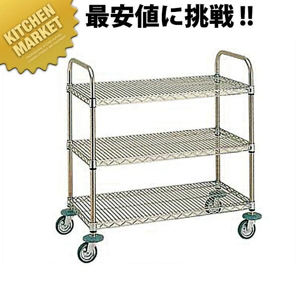 スーパーエレクター・カート 万能カート NBKD【業務用厨房機器のキッチンマーケット】