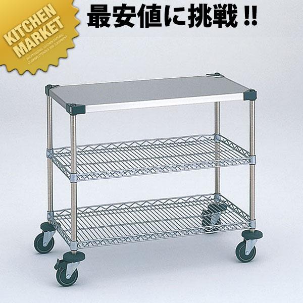 サイドアップエレクター・カート ワーキングカート2型 NWT2EU-S【業務用厨房機器のキッチンマーケット】