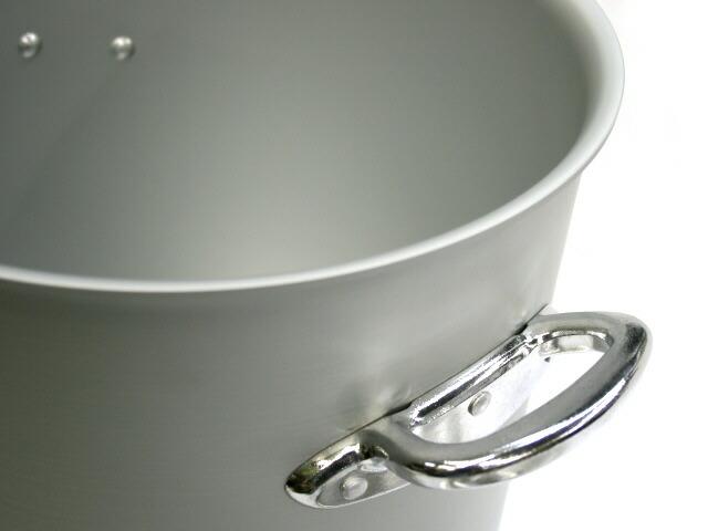 マイスター アルミ寸胴鍋