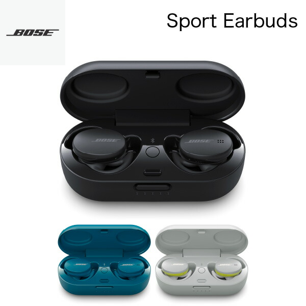 BOSE Sport Earbuds Bluetooth 5.0 IPX4 防滴 完全ワイヤレス イヤホン ボーズ
