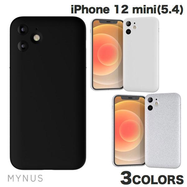 MYNUS iPhone 12 mini CASE ミニマルデザイン  マイナス