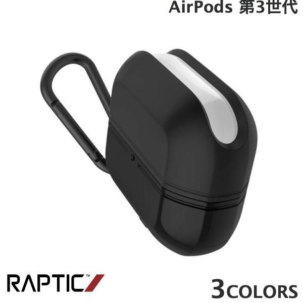 RAPTIC AirPods 第3世代 Journey ハイブリッドケース ラプティック