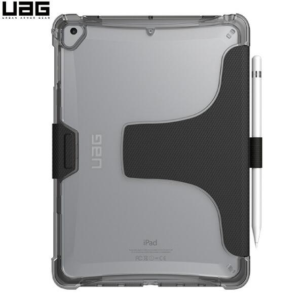 UAG iPad 6th / iPad 5th / 9.7インチ iPad Pro / iPad Air 2 / Air 耐衝撃 PLYO ケース アイス # UAG-IPDY-IC  ユーエージー