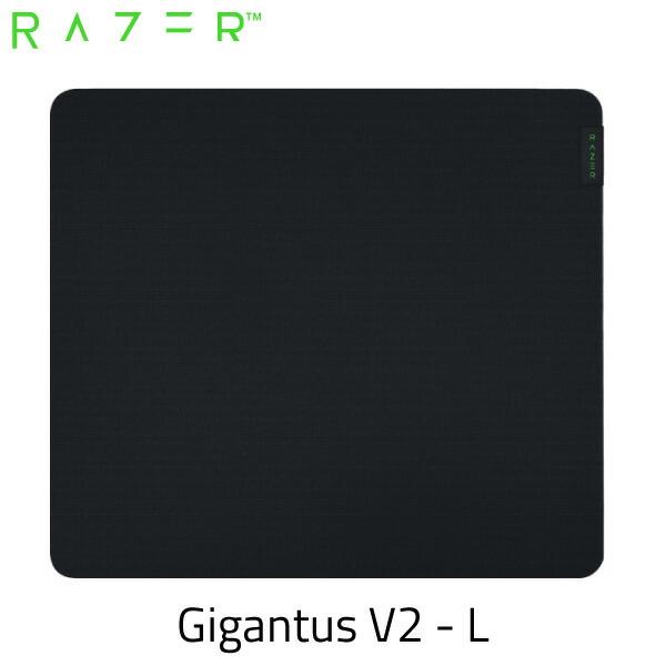 Razer Gigantus V2 マイクロウィーブクロスサーフェス ゲーミング マウスパッド L # RZ02-03330300-R3M1  レーザー