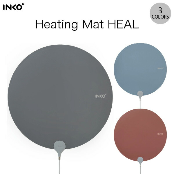 INKO Heating Mat Heal 薄型 USBヒーター インコ