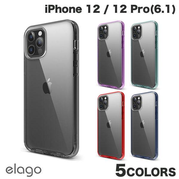 elago iPhone 12 / 12 Pro HYBRID CASE エラゴ