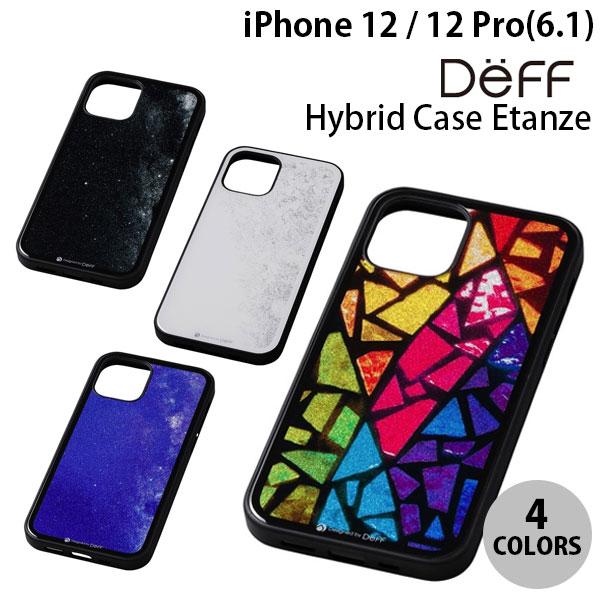 Deff iPhone 12 / 12 Pro Hybrid Case Etanze ディーフ