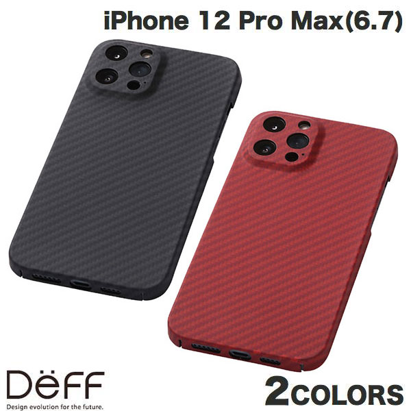 Deff iPhone 12 Pro Max Ultra Slim & Light Case DURO Special Edition  ディーフ