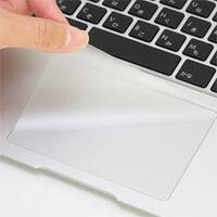 PowerSupport MacBook Air 11inch トラックパッドフィルム # PTF-71  パワーサポート