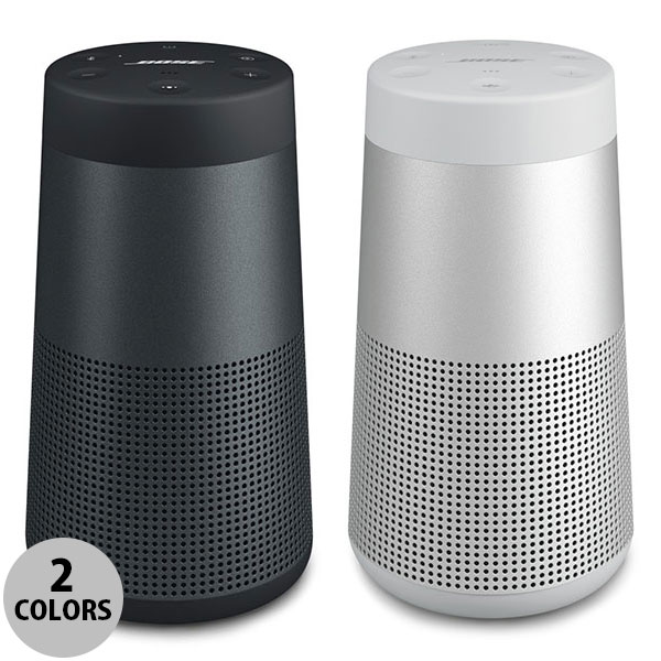 BOSE SoundLink Revolve Bluetooth speaker ボーズ