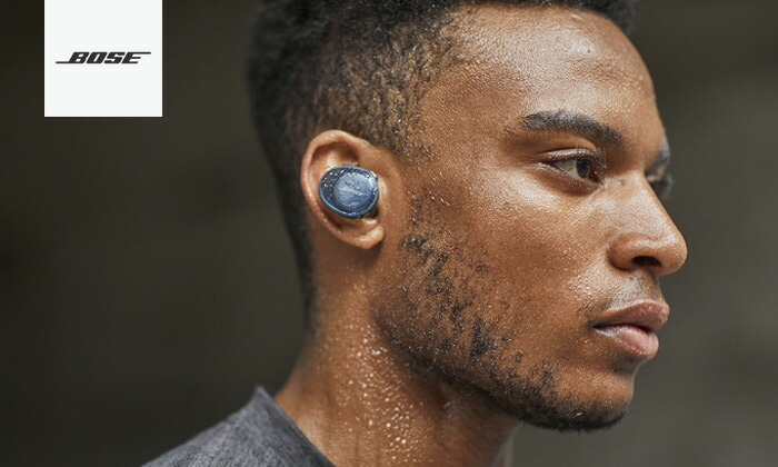 SoundSport Free wireless headphones