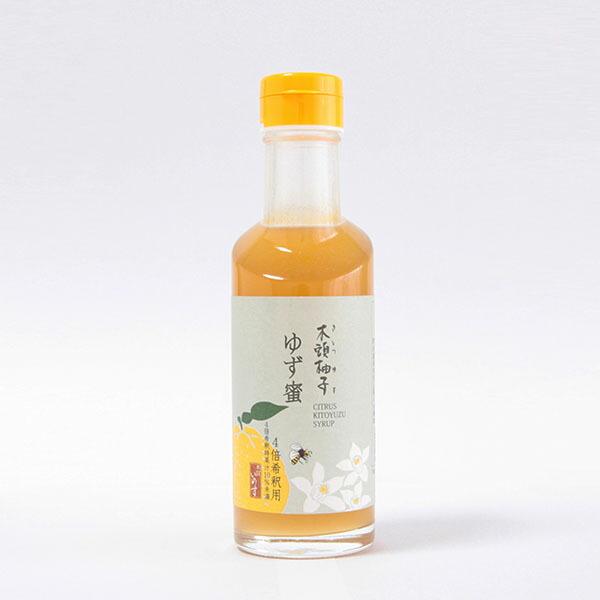 木頭柚子 ゆず蜜 185ml