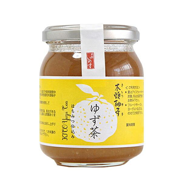 1410 木頭柚子 ゆず茶 250g